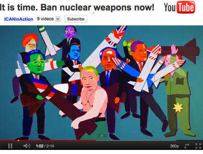 it's time to ban nuclear weapons now video