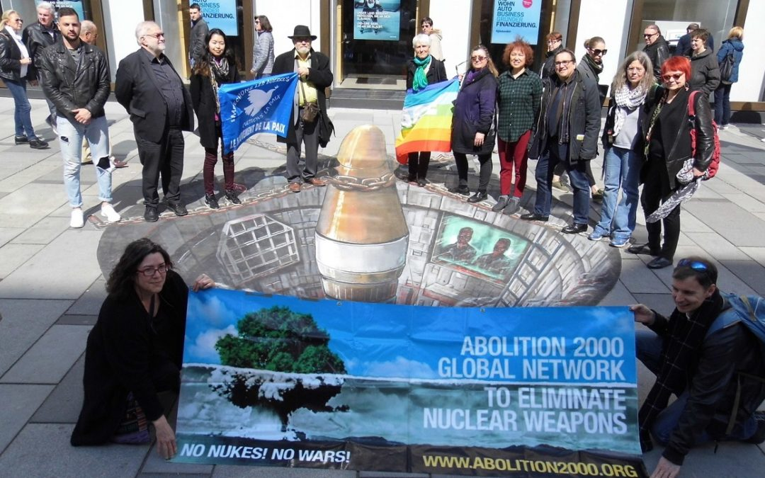 Abolition 2000 Annual Meeting: Supports Women's March. Calls for Nuclear Risk Reduction