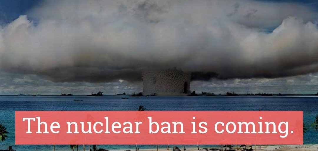 Nuclear ban treaty negotiations to resume at the United Nations