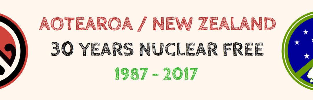 La Nouvelle-Zélande célèbre sa loi anti-nucléaire et l'ONU négocie une interdiction mondiale !