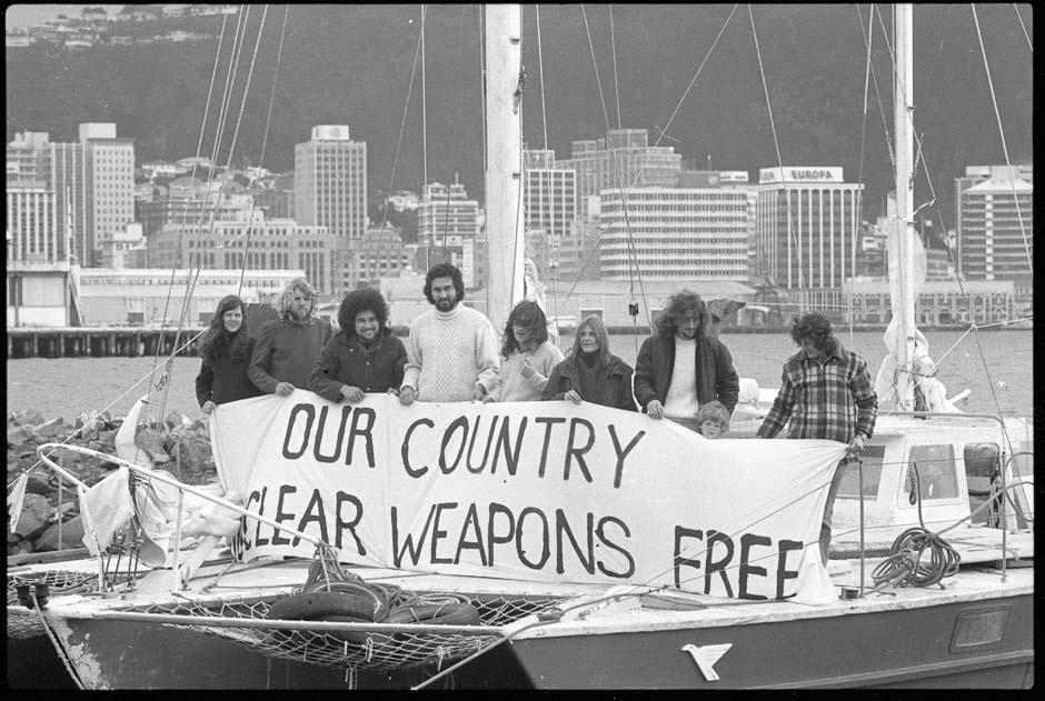 La Nouvelle Zélande signera le traité visant à interdire les armes nucléaires