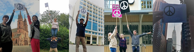 Join the global youth video for a nuclear-weapon-free world