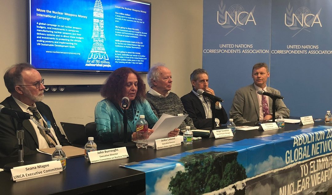 Amid growing nuclear dangers, Abolition 2000 experts highlight importance of the UN High-Level Conference on Nuclear Disarmament