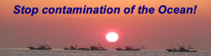 Fukushima radioactive water: Don't contaminate the ocean! Sign the petition now!